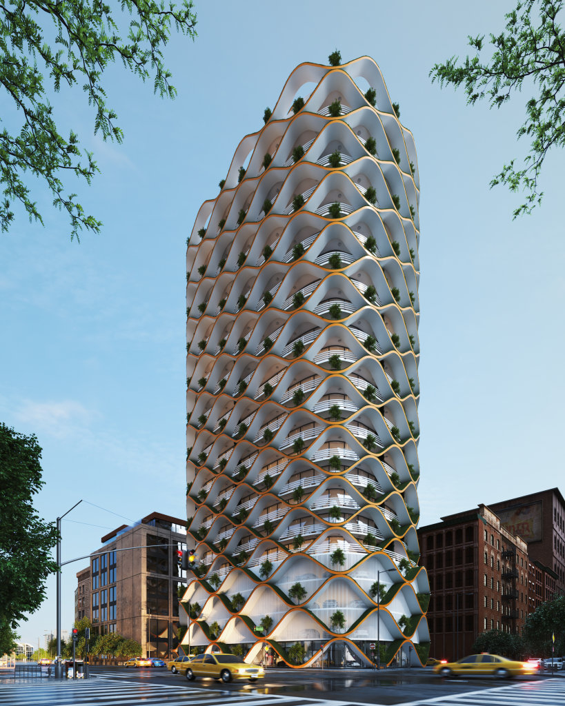 WAVE RESIDENTIAL COMPLEX